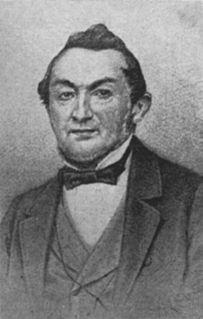 Franz Xaver Fieber German botanist and entomologist
