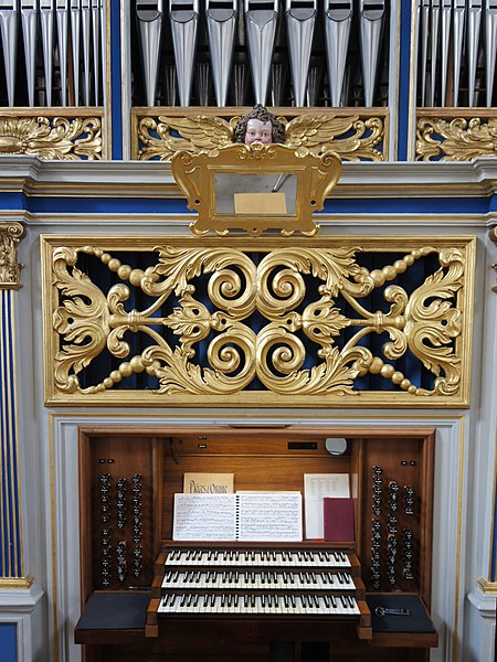 Datei:Freisinger Dom - Orgelempore - 4.JPG