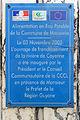 French Guiana pont du Larivot panneau.jpg