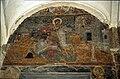 Fresco of Saint George in Alaverdi Monastery, Kakheti.jpg