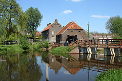 Water mill Friedesse in Neer