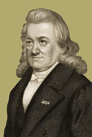 Friedrich Schneider - A steel engraving of Friedrich Schneider