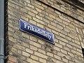 Frikadellely street sign - Tagensvej 83-85 - Copenhagen - Denmark.JPG