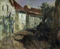 Frits Thaulow Måneskinn Dieppe 1896.png