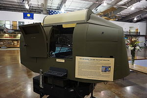 Grissom Air Reserve Base - Frontiers of Flight Museum December 2015 016 (Link Trainer)