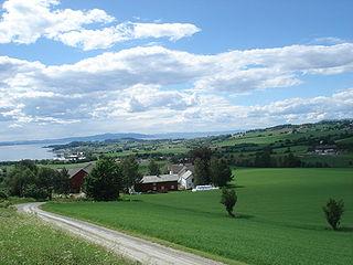 Frosta Municipality in Trøndelag, Norway