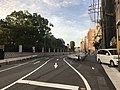 Fukuoka Prefectural Road No.21 near Chiyo-Kenchoguchi Station.jpg
