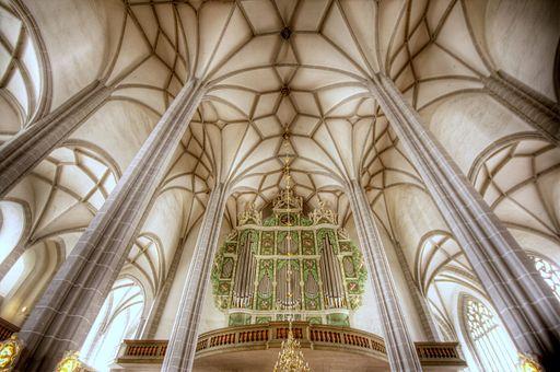 Görlitz Peterskirche Orgel