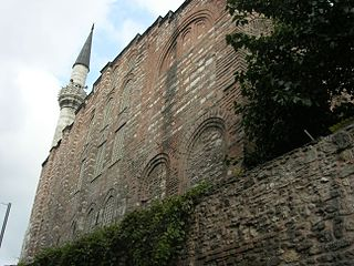 Gül Mosque Former Eastern Orthodox church in Istanbul