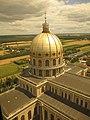 Główna kopuła Sanktuarium Cudownego Obrazu Matki Boskiej Licheńskiej.jpg