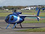 G-CIMJ Hughes 500 Helicopter Transair (UK) Ltd (29926058935).jpg