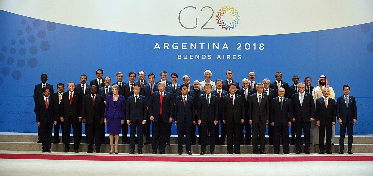 G 20 Gipfel 2021