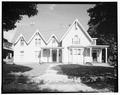 GENERAL VIEW OF FACADE - Robert Garlick Hill Kean House, Pearl and Harrison Streets, Lynchburg, Lynchburg, VA HABS VA,16-LYNBU,51-1.tif