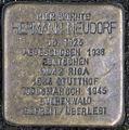 GE Stolperstein - Hermann Neudorf, Markenstraße 19.jpg