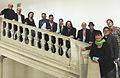GLAM-Treffen Wien 2014 Säulenstiege-Derivat.jpg