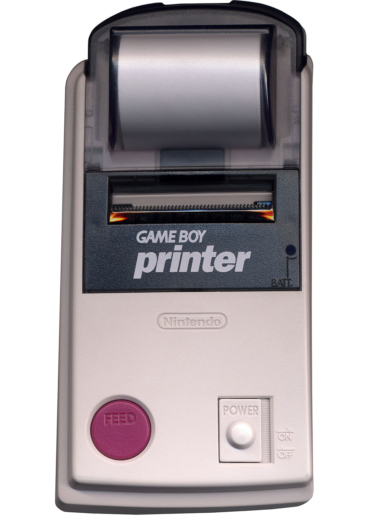 Game Boy Printer Wikipedia Bigger Are Circuit For Series 220v Life 3ds To