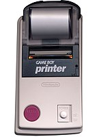 Game Boy Printer