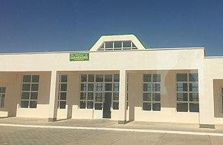 Garabekewül Place in Lebap Province, Turkmenistan