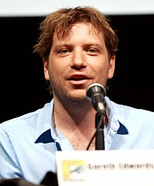Description de l'image  Gareth Edwards by Gage Skidmore.jpg.