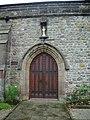 Garstang Parish Church of St Helen, Churchtown, Doorway - geograph.org.uk - 1000967.jpg