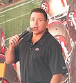 Gary Plummer at 49ers Family Day 2009 1.JPG