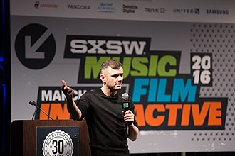 Gary Vaynerchuk - Vaynerchuk speaking at SXSW Interactive in 2016