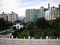 Gate of Great Loyalty and Chunghwa Telecom headquarters 20080805b.jpg