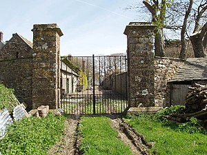 Morwenstow - The gateway of Tonacombe manor