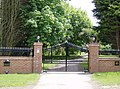 Gates of Merston Manor - geograph.org.uk - 485476.jpg