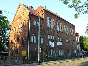 Gdańsk ulica Strajku Dokerów 5.JPG