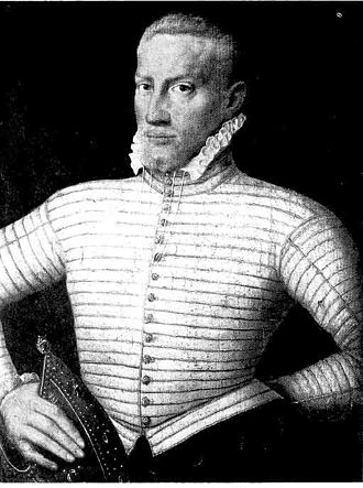 Cologne War - Gebhard von Waldburg-Trauchburg, whose conversion to Protestantism, subsequent marriage, and refusal to resign from the See, triggered the war.