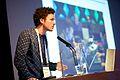 Geer Oskam (Europeana) at the GLAM WIKI UK 2013 Conference - Flickr - Sebastiaan ter Burg (1).jpg