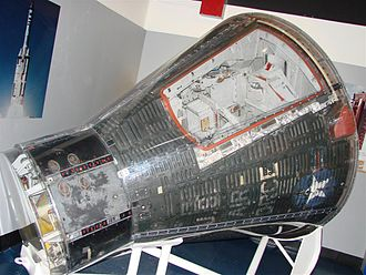 Air Force Space and Missile Museum - Image: Gemini 2x