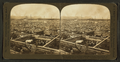 General view of the Great Union Stock Yards, looking north-west of the packing house, Chicago, Ill., U.S.A, from Robert N. Dennis collection of stereoscopic views.png