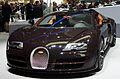 Geneva MotorShow 2013 - Bugatti Veyron Grand Sport Vitesse bronze.jpg