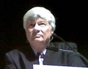 Geoffrey Robertson - At the 2009 Ideas Festival, Brisbane