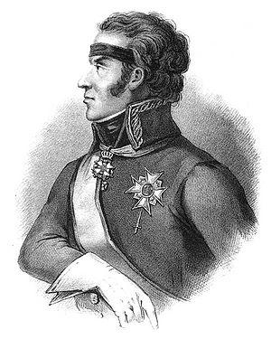 Georg Carl von Döbeln - Image: Georg Carl von Dobeln