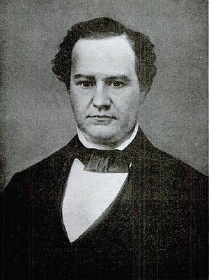 George D. Prentice - Image: George D. Prentice