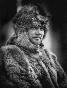 George Marston (artist) British artist who took part in two Antarctic expeditions