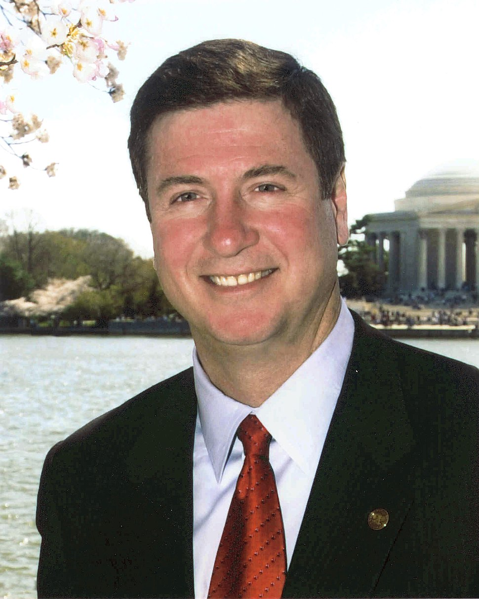 George Allen official portrait