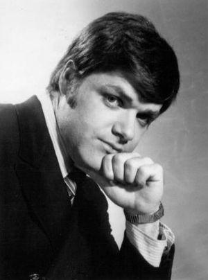George Reinholt - Reinholt in 1971.
