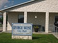 George West, TX, City Hall IMG 0974.JPG