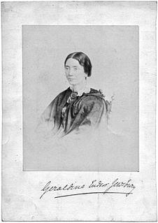 Geraldine Jewsbury British writer