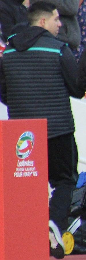 Gerard Beale - Image: Gerard Beale Kiwis
