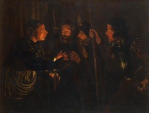 Denial of St Peter