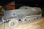 German half track, Land Warfare Hall, Imperial War Museum, Duxford. (31023380455).jpg
