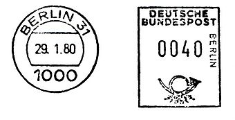 Germany stamp type NB13.jpg