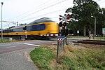 Gesloten spoorwegovergang bij Echten 1.JPG