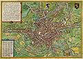 Ghent, Belgium ; Braun & Hogenberg 1576.jpg