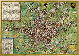 Siege of Ghent (1583–1584)